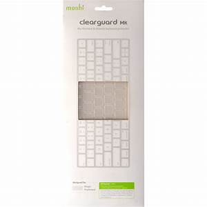 Moshi Clearguard Mk For Apple Magic Keyboard 99mo021914 B U0026h