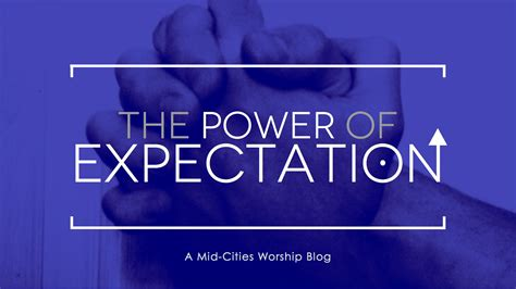 Midcities Worship  The Power Of Expectation