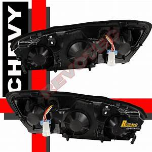04 05 06 07 Chevy Malibu Ss Lt Ls Ltz Maxx Black