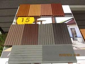 Terrasse Wpc Grau : die besten 25 wpc terrassendielen ideen auf pinterest graues deck wpc bretter und wpc ~ Markanthonyermac.com Haus und Dekorationen