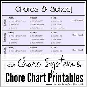 Free Printable Chore Charts For 9 Year Olds Our Chore System Chore Charts For Kids Printables