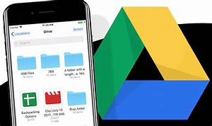 Google Drive Update Enables Access To Stored Documents In