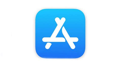app store logo ditches traditional art tools