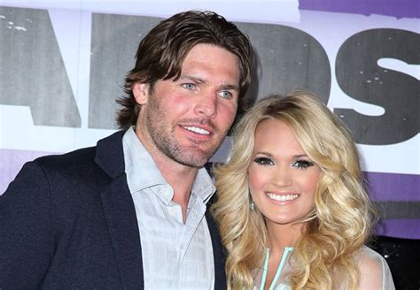 how did carrie underwood meet husband meet carrie underwood s husband mike fisher
