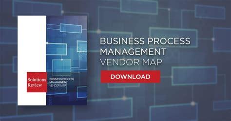 bpm vendor map  guide    bpm solutions