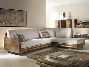Ecksofa Wohnzimmer : loungegarnitur bambus ecksofa genova wohnzimmer sofa ~ Pilothousefishingboats.com Haus und Dekorationen