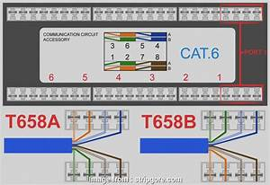 Ethernet Twisted Pair Wiring Diagram Most Ethernet T568b