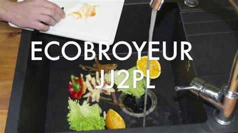 broyeur evier cuisine broyeur alimentaire sous évier