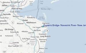 Oceanic Bridge Navesink River New Jersey Tide Station