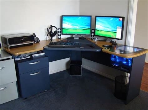 how to build a computer desk from scratch 15套让你嫉妒的家用电脑配置