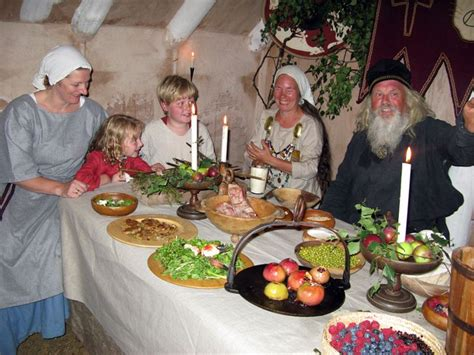 cuisine viking saxons vikings food facts history cookbook cookit