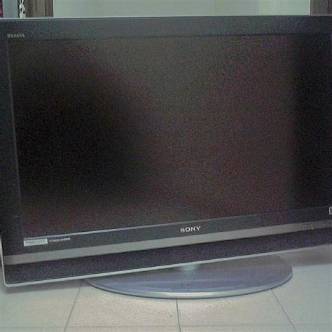 sony bravia plasma lcd tv furniture  carousell