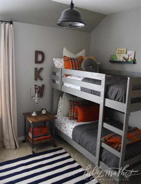 A Little Boy Room  Holly Mathis Interiors