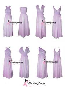 wrap bridesmaid dress eight way twist and wrap bridesmaid dress style u101 weddingoutlet au