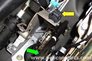 Bmw E46 Brake Light Switch Replacement