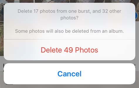 how to delete photo albums from iphone how to delete photos from your iphone or
