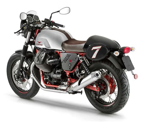 Review Moto Guzzi V7 Ii by 2015 Moto Guzzi V7 Ii Review Morebikes