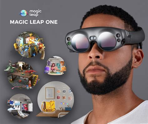 magic leap one finally reveals the ultimate augmented