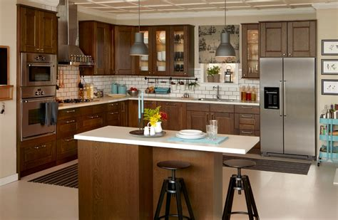 home depot kitchen design gallery home depot kitchen design ideas and photos 7107