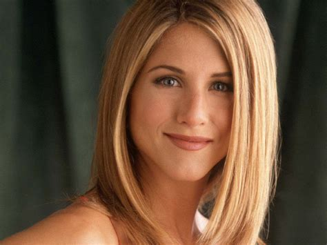 Jennifer Aniston Medium Hair   wallpaper.