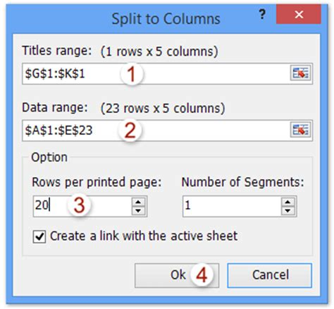 How To Print Title (top Row) On Every Page Repeatedly In