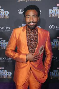 Donald Glover Black Panther Premiere
