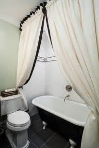 Shower Curtains Clawfoot Tubs Picture