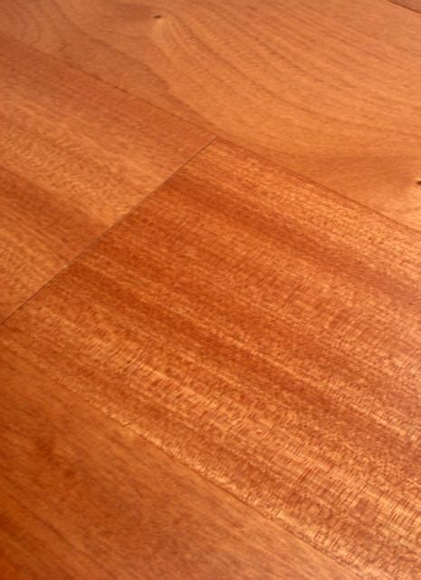 Owens Flooring 5 Inch Sapele Select Grade Prefinished