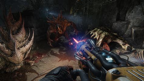 Evolve's Alpha Coming Halloween To Xbox One, Ps4, And Pc