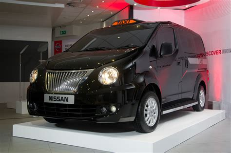 Nissan Nv200 London Taxi Front View 304654 Photo 1