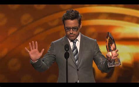 iron man wins big  peoples choice awards thehiveasia