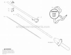 27 Poulan Pro Pole Saw Parts Diagram