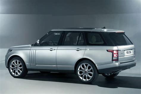 Land Rover Debuts Lighter Sleeker 2018 Range Rover Autoblog
