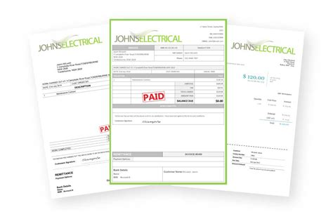servicem quoting invoicing software
