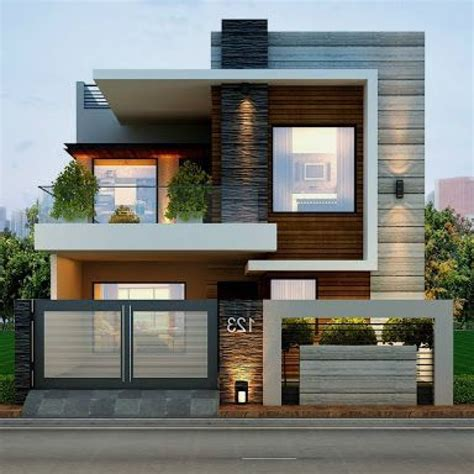 Pretty Modern House Elevation Design 26 Home Contemporary