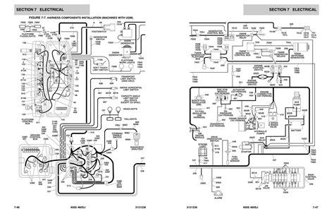 Toyota Electric Forklift Wiring Diagrams Diagram