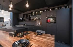 Plan De Travail Cuisine En Bois : les plans de travail sur mesure en bois mobalpa pour votre cuisine ~ Melissatoandfro.com Idées de Décoration