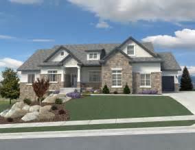 Utah Custom Home Plans