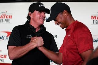Tiger Woods vs Phil Mickelson: Las Vegas showdown to be ...