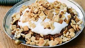 Fatteh al betenjane (Eggplant casserole) Recipe PBS Food