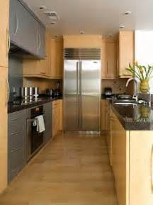 Galley Kitchen Design Photo Decorating Idea Galley Kitchen Design In Modern Living