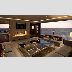 Lawson Robb Also Excels As Private Yacht Interior