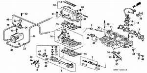 Wtb H22  H23 Iab  U0026 Check Valve  Manifold Brace  Oil Pickup