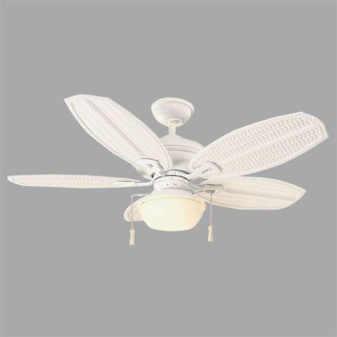 wicker ceiling fans home depot hton bay 48 in outdoor cambridge silver ceiling