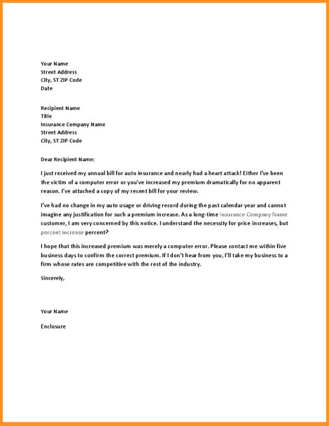 11+ insurance request letter template | pandora squared