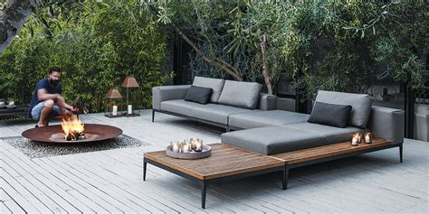 Outdoor Living Furniture by Modern Outdoor Furniture To Earth Living