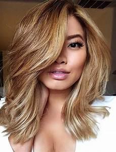 31 Lob Haircut Ideas For Trendy Women Bobs Long Side