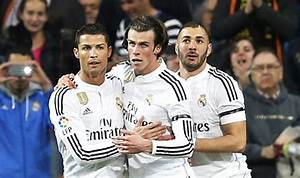 Ronaldo on his relationship with Bale and Benzema at Real ...