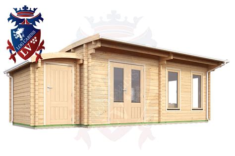 Log Cabins LV-4000 Designs - Log Cabins from 28mm to 380mm
