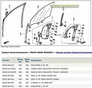 2005 Honda Civic Parts Diagram